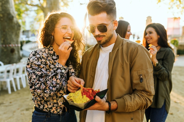 Texas Now Casting: Get Paid to Eat in 'Digital Street Food Series'