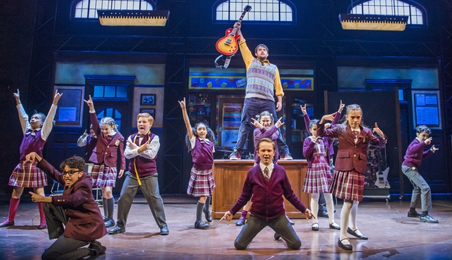 London Casting: West End Run of 'School of Rock' Musical Is Seeking Kids for 2018