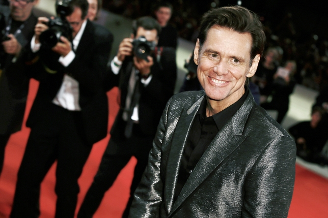 Jim Carrey Goes from Kids to Crises in New Showtime Series