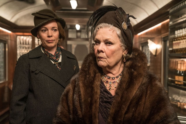Production Designer Jim Clay Built a Real Train for 'Murder on the Orient Express'