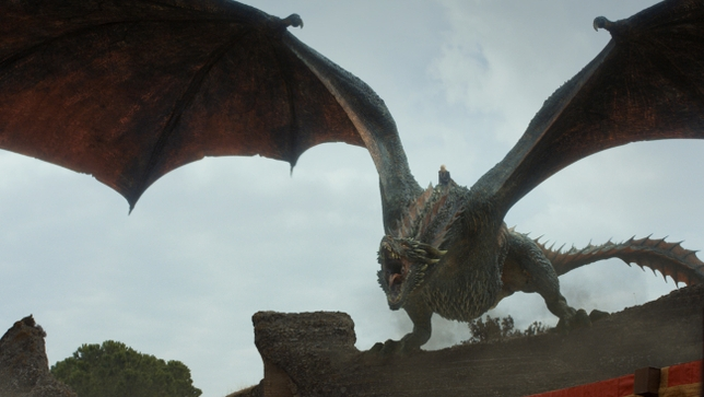 Meet the VFX Team Behind the 'Game of Thrones' Dragons