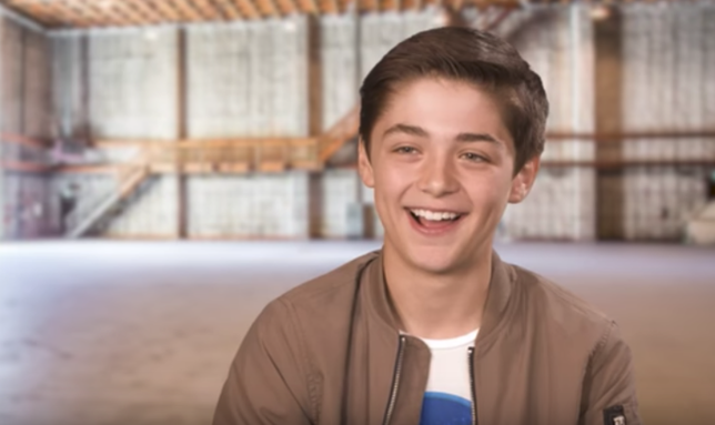 Asher Angel Set to Play Billy Bastion in 'Shazam!' as Casting Continues