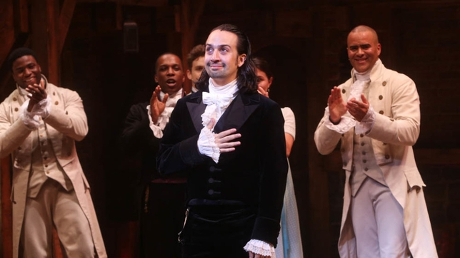 Lin-Manuel Miranda Will Reprise 'Hamilton' in Puerto Rico + More News of the Week