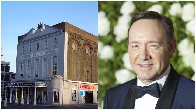The Old Vic Receives 20 Reports of Kevin Spacey Misconduct