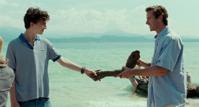 33rd Film Independent Spirit Awards Nominate 'Call Me By Your Name,' 'Get Out'