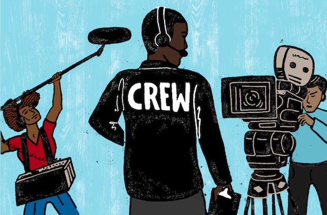 How to Get a Film Crew Job