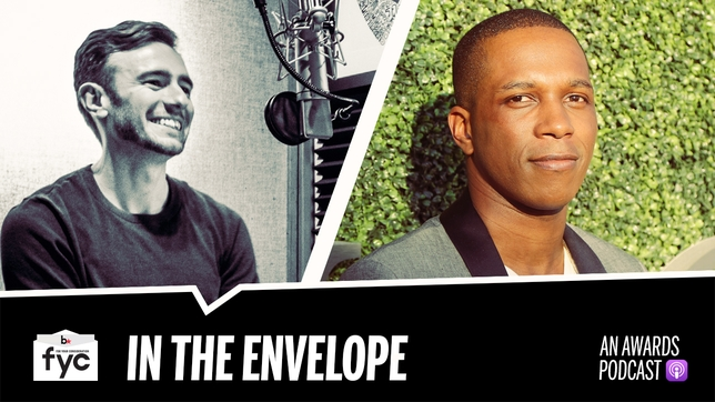 'In the Envelope' Podcast: Leslie Odom Jr. Talks 'Hamilton,' 'Orient Express'