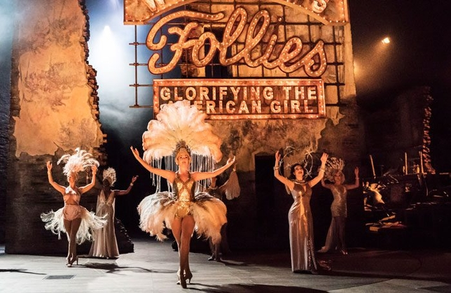 Sneak a Backstage Peek at 'Follies' + More London Events This Week