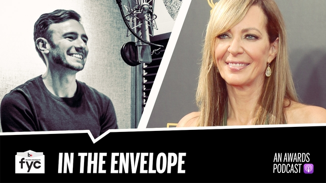 'In the Envelope' Podcast: Allison Janney Goes for Gold in 'I, Tonya'