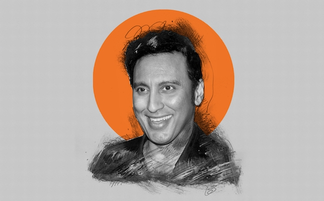 Aasif Mandvi on iPhone Audition Videos + His Most Memorable Survival Job
