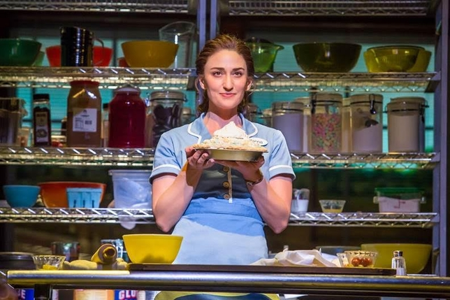 Sara Bareilles Is Heading Back to the Diner + More New York Theater News