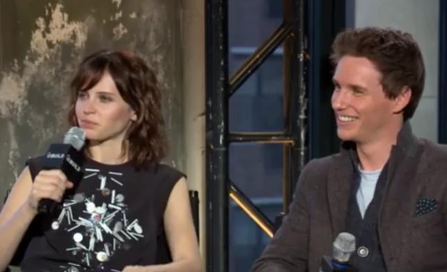 Rumorville: Felicity Jones, Eddie Redmayne + Russell Crowe May Be Heading Up the Casts of New Films
