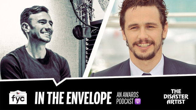 'In the Envelope' Podcast: James Franco on Hollywood Dreams + 'The Disaster Artist'