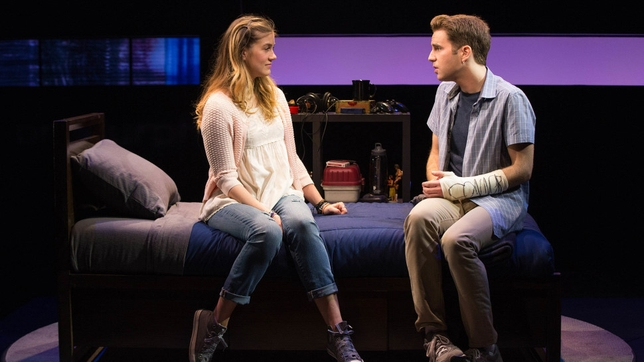 'Dear Evan Hansen' Celebrates Bway Milestone With Fan Performance + More NYC Events 12/08–14