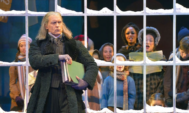 Why Playing Scrooge Is the Gift That Keeps on Giving