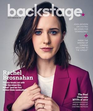 Rachel Brosnahan: A New Chapter