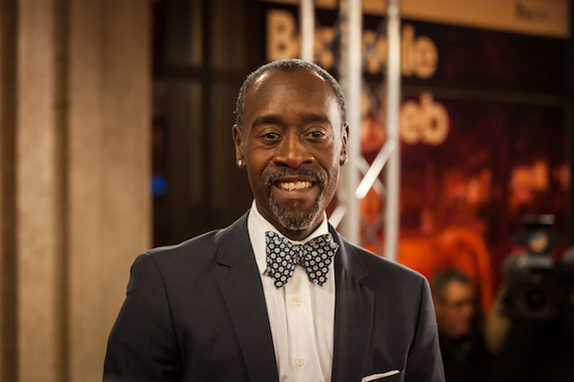 Don Cheadle Takes Down Wall Street in New Showtime Pilot