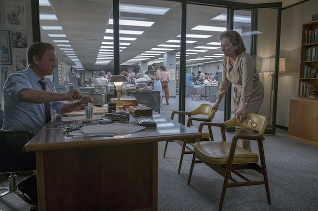 Meryl Streep Wasn't the Only Female Power Player Who Brought 'The Post' to Life