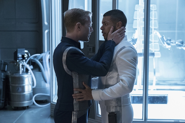 Wilson Cruz on Kissing Anthony Rapp and Being a True LGBT 'Actorvist'