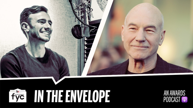'In the Envelope' Podcast: Patrick Stewart Talks 'Logan' & How to Act Fearlessly
