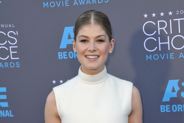 Rosamund Pike Speaks Out on Lack of Female Leading Roles + More U.K. Industry News