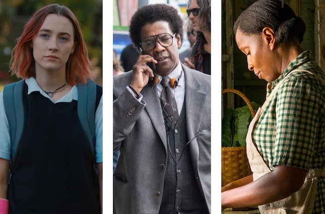 Your Official SAG Voters' Guide to the Year's Film Actors