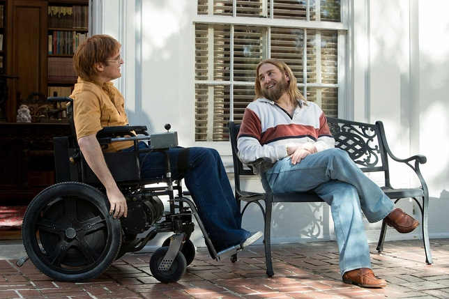 WATCH: Joaquin Phoenix Leads Poignant 'Don't Worry, He Won't Get Far on Foot'