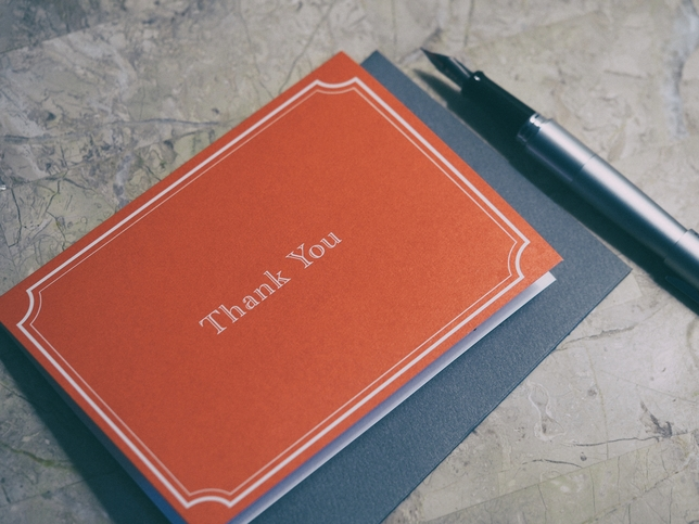 The Right Way to Thank Your Voiceover Clients