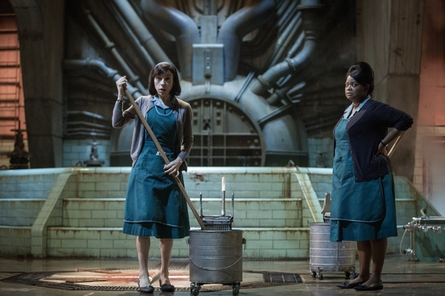 'The Shape of Water' Takes Top 2018 PGA Award