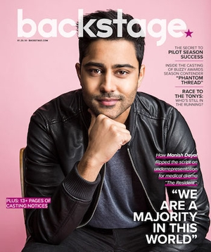 Manish Dayal on the Importance of Minority Actors Making Their Own Work