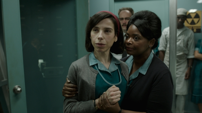 'The Shape of Water' dominates with 13 Oscars nominations