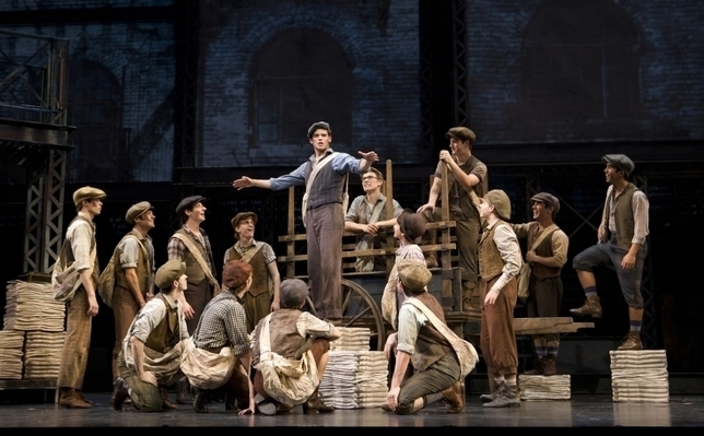 NYC Now Casting: 'Newsies the Musical' Needs Leads, Newsies + More Gigs