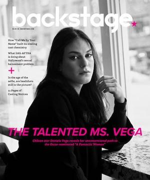 Daniela Vega's Winding Path to Acting