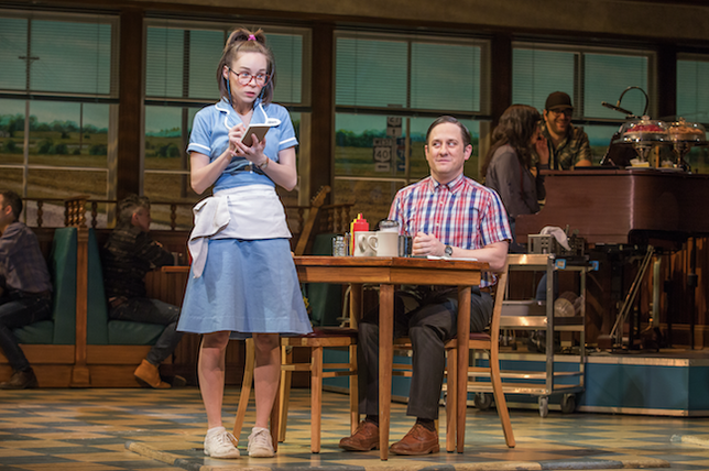 Keeping Broadway's 'Waitress' Fresh After 600 Shows
