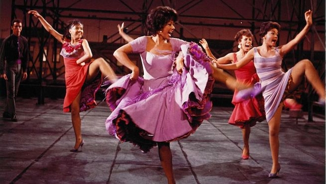'West Side Story' Goes From Stage to Screen Again