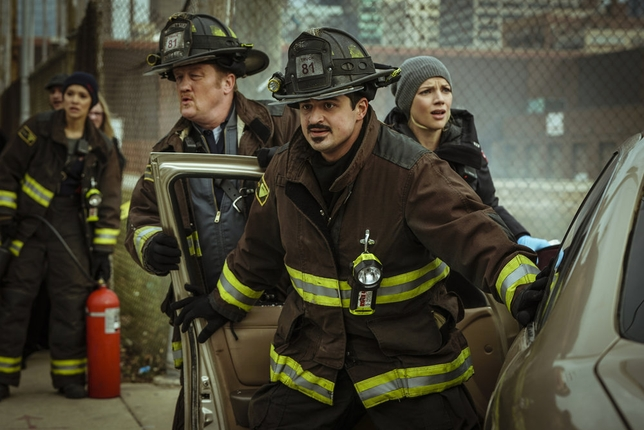 Now Casting: NBC's 'Chicago Fire' Is Seeking Background for a Courthouse Scene + 3 More Gigs