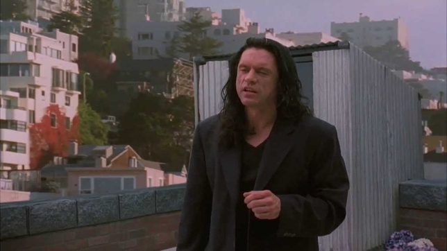 See The Latest From Tommy Wiseau More Events Around