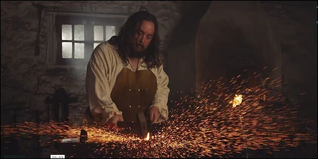 Side Hustle Spotlight: The Actor/Blacksmith Who Makes Things That Last