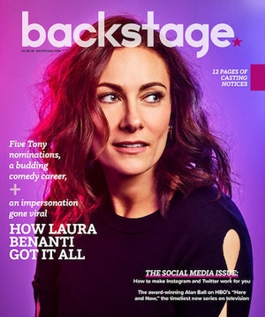 Laura Benanti Has it All: Melania, 'Meteor Shower,' + 'The Detour' Take the Actor to New Heights
