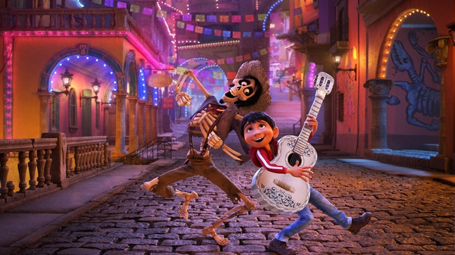 45th Annie Awards Make Disney's 'Coco' the Animated Film Frontrunner