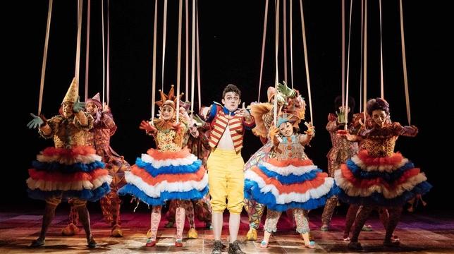 Learn the Magical, Musical Secrets of 'Pinnochio' + More London Actor Events