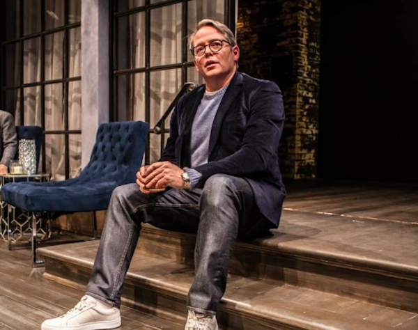 Matthew Broderick Is Heading Off-Broadway + More NY Theater News