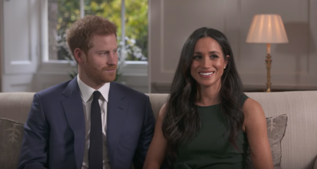 The Prince Harry + Meghan Markle Movie Begins Filming, Is Still Casting