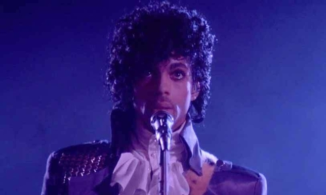 Play Prince in Las Vegas Tribute Show 'Purple Reign'