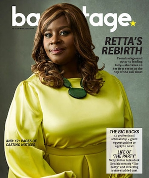 Retta: From Background to Front and Center