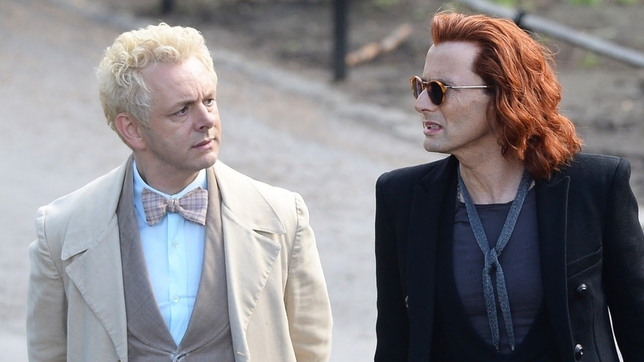 'Good Omens' Shores Up Its Cast + More Industry News Out of London