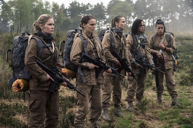 Alex Garland on 'Annihilation' and Why He Cast Natalie Portman