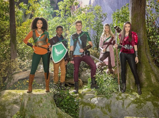 2 Stars of Nickelodeon's 'Knight Squad' Talk What it Takes to Get Cast on the Network