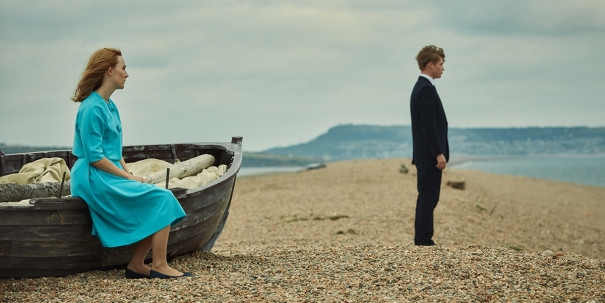 WATCH: Saoirse Ronan Leads Forlorn 'On Chesil Beach' Trailer