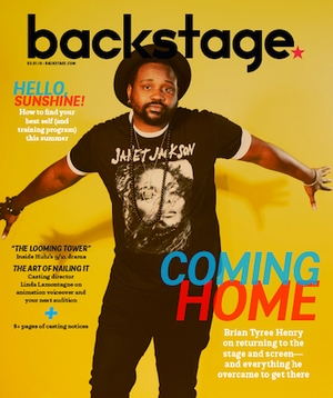 Brian Tyree Henry on 'Atlanta,' Breaking Down Expectations + His Return to Broadway